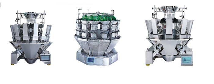soonk packaging combination weigher